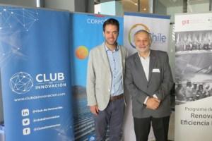 Corfo y Club de Innovación lideran nueva sesión sobre Hidrógeno Verde