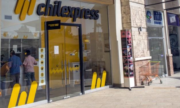 "Chilexpress realiza entregas ""cero contacto"" por Covid-19"