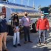 Hino Chile entrega 6 camiones aljibes a Gobierno Regional de Valparaíso