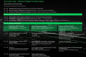 Schneider Electric trae expertos de la Nasa y Dell para conversar sobre Transformación Digital
