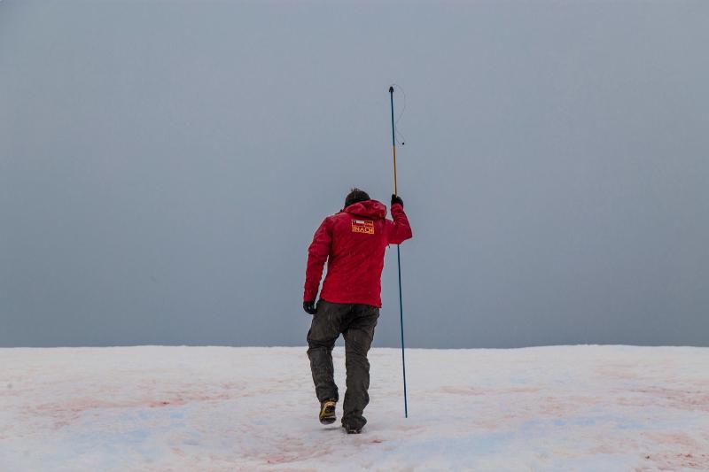 Antártica, un horizonte posible para jóvenes investigadores
