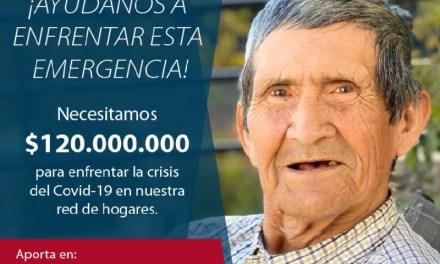 La Fundación San Vicente de Paul Chile adelanta su Colecta Nacional debido a la emergencia del Covid-19