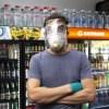 Con el mismo material de botellas plásticas, CCU fabricará escudos faciales para prevenir contagio del COVID-19