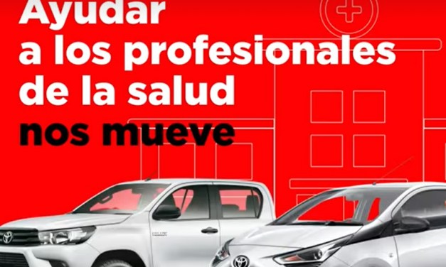 Toyota Chile lanza iniciativa Prestemos el Auto para facilitar vehículos a profesionales de la salud