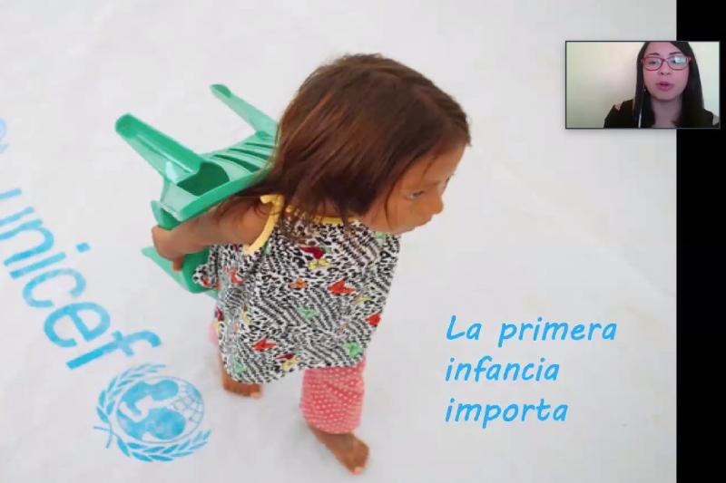Llaman a proteger los derechos de los niños y niñas en tiempos de teletrabajo