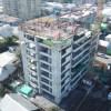 Edificio en Concepción es el primero de la región en cubrir inmueble con pintura antibacterial en base a nanopartículas de cobre