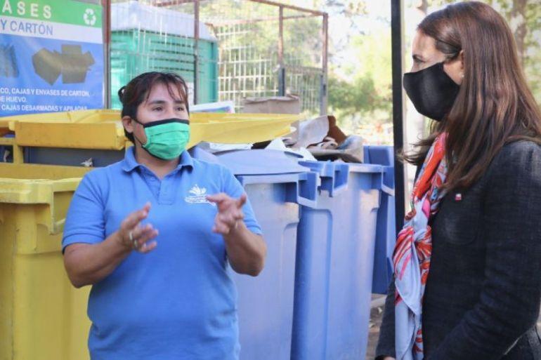 Ingresa a Contraloría decreto que fija exigentes metas de reciclaje a las empresas