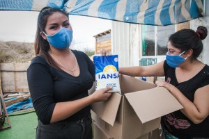 Donan 50 toneladas de azúcar para familias más vulnerables de cinco regiones