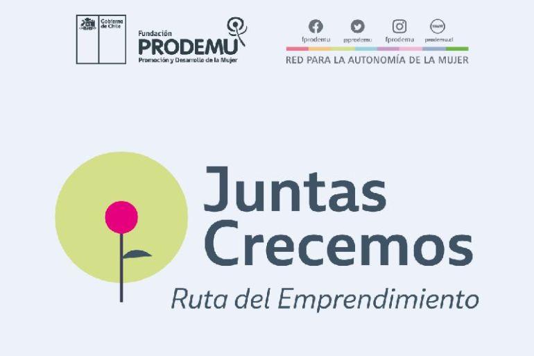 """PRODEMU llegará a 3000 mujeres con programa digital """"Juntas Crecemos"""""""