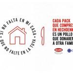 Caritas Chile y Ariztía lanzan campaña 1+1, para apoyar comedores sociales de La Cisterna y San Ramón