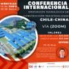 Responsable de la construcción del Hospital Modular de Wuhan, expondrá en conferencia organizada por la CDT