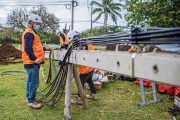 Entel realiza importantes mejoras en conectividad de Rapa Nui durante contingencia sanitaria con inversión cercana a US$400 mil