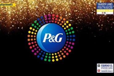 P&G Chile nuevamente reconocida como una de las mejores empresas para atraer talento LGBT+