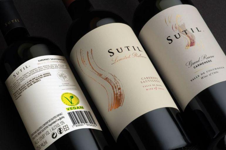 Viña Sutil presenta su certificación en vinos veganos para Chile
