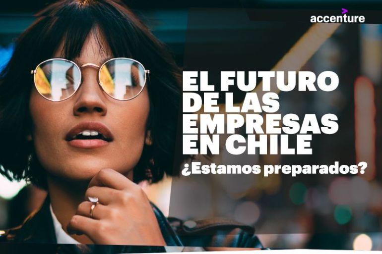 Accenture identifica las 5 tendencias que marcarán a las empresas chilenas en el contexto del COVID-19