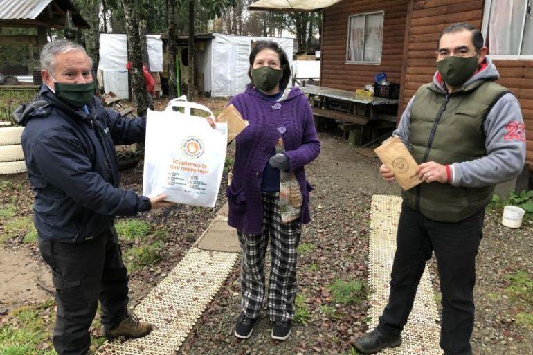 Red de Prevención Comunitaria reorienta sus esfuerzos para ayudar en medio de la pandemia