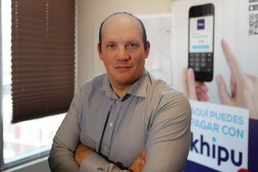 """Rodrigo Schmidt de khipu : """"medios de pago digitales cobrarán más relevancia que nunca"""""""
