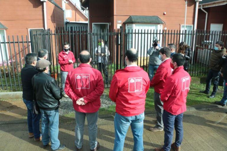 Lanzan programa piloto de recambios de calefactores eléctricos en Valdivia