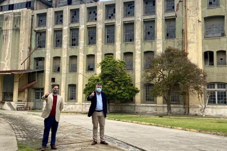 CCU reconvierte su histórico edificio cervecería Limache
