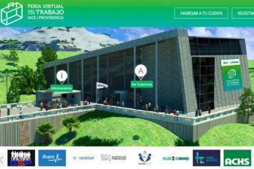 Feria Virtual del Trabajo IACC-Providencia 2020 ofrece cerca de 2.300 oportunidades laborales