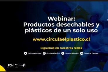 Circula el Plástico sobre Proyecto de Ley sobre plásticos de un solo uso: el desafío de colaboración para el sector público, empresas y consumidores