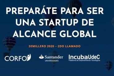 IncubaUdeC abre segunda convocatoria anual para su programa de incubación