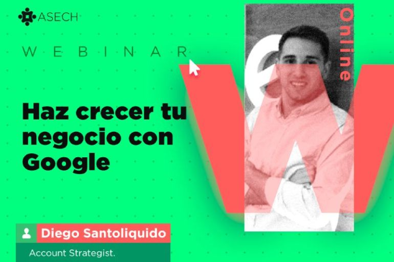 Google para pymes: Asech realizará charla online gratuita para emprendedores