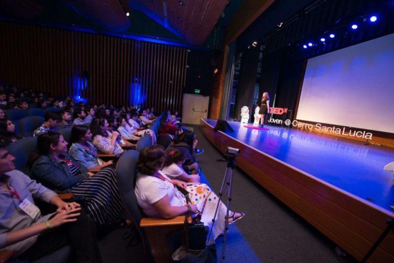 TEDxCerroSantaLucía: una experiencia digital en miras del futuro