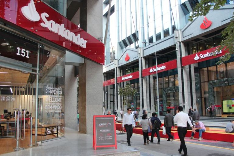 Santander Chile ingresa al Dow Jones Emerging Markets y consolida su liderazgo