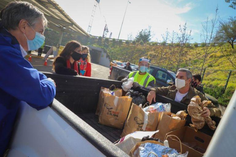 Ministra Schmidt destaca reapertura de puntos limpios e invita a reciclar de forma segura