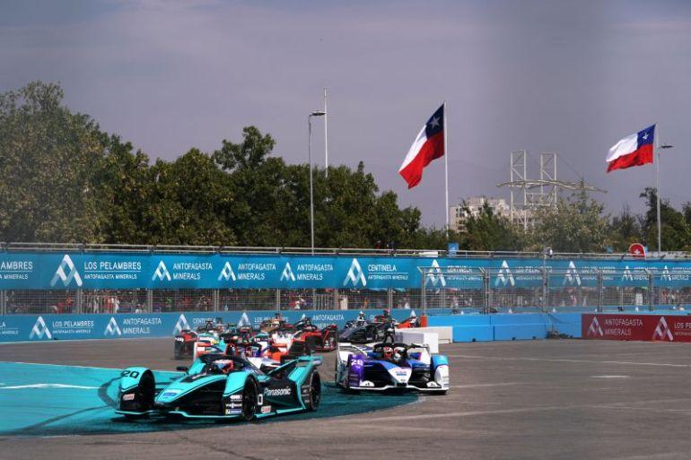 El ABB FIA Fórmula E -, se convierte en el primer deporte con certificación de huella de carbono cero desde sus inicios