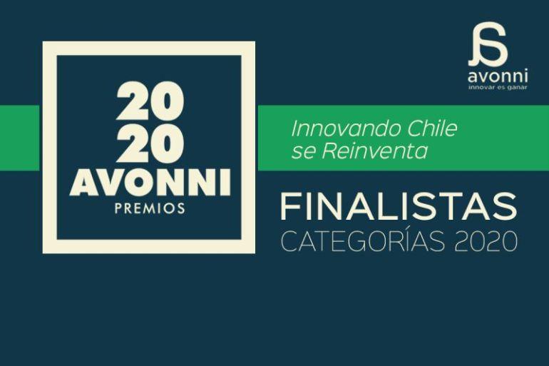 Conoce a los 37 finalistas del Premio de Innovación Avonni