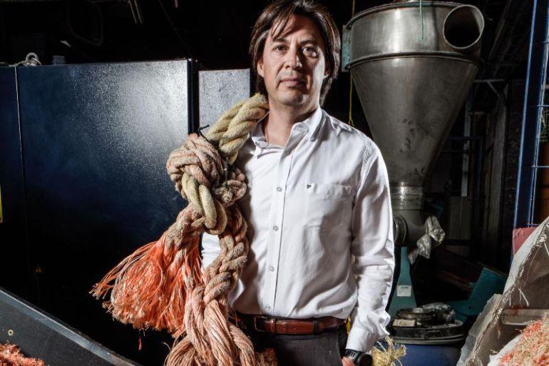 Empresa chilena Atando Cabos gana desafío del BID para reducción de plásticos