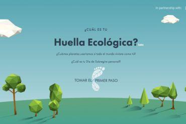 ¿Cuántos planetas Tierra consume tu estilo de vida?: lanzan calculadora digital para medir la huella ecológica de forma individual