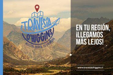 Travesía O'Higgins: digitalización de la  industria del turismo de la región de O'Higgins