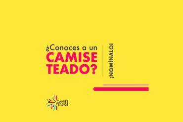 Campaña ciudadana Camiseteados destacará a 14 grandes chilenos