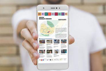 Barrio Bellavista lanza ruta virtual de murales para celebrar el Día del Turismo