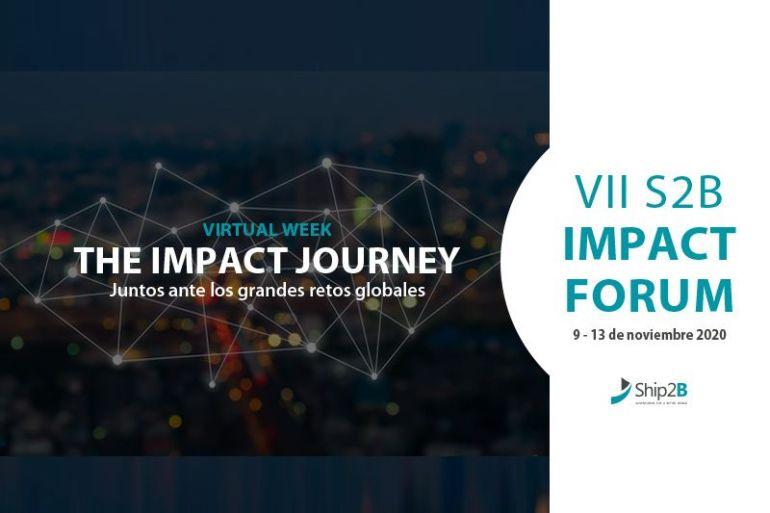 El VII S2B Impact Forum acercará las claves de la economía de impacto y los ODS a Chile