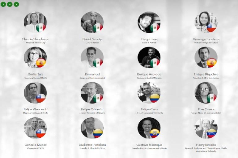 Chile destaca en ranking de los 100 latinos más influyentes en temas ambientales