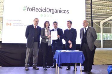 #YoRecicloOrganicos: el programa de reciclaje que buscar revolucionar a las municipalidades