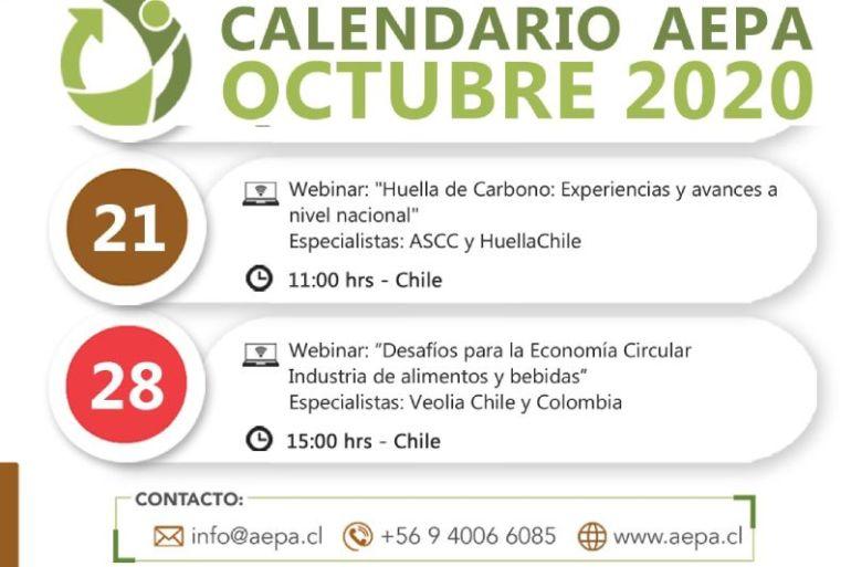 AEPA realiza en octubre talleres gratuitos de economía circular y sustentabilidad