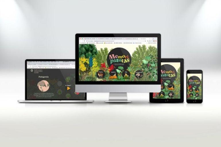 Con libro y juego memorice buscan enseñar a los niños y niñas sobre biodiversidad chilena
