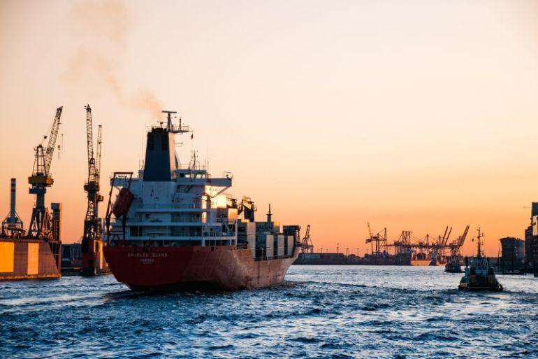 Científicos proyectan riesgos en la operación de los puertos chilenos por el cambio climático