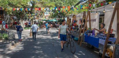 Este fin de semana Providencia realizará cuatro ferias de emprendimiento
