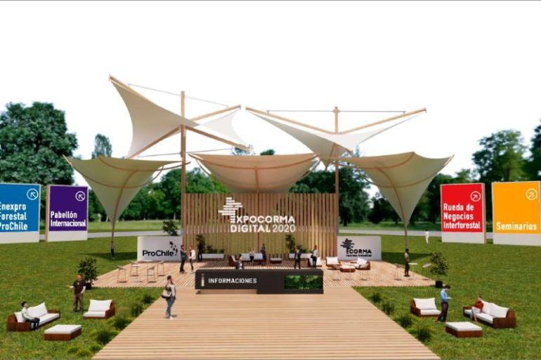 """""""ExpoCorma Digital 2020"""" apuesta por impulsar reactivación verde y exportaciones forestales"""