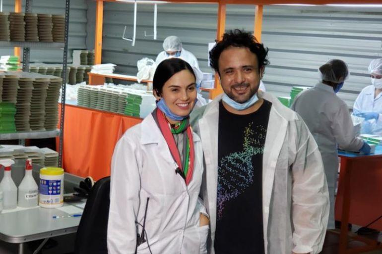 Empresa chilena GenoSUR recibe reconocimiento del condado de Miami-Dade por su contribución contra la pandemia
