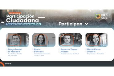 Foro de Nueva Economía e Innovación Social Chile 2020: Los desafíos para impulsar una Nueva Economía y construir un Chile Sostenible