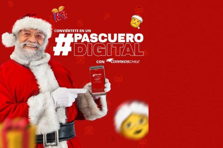 CorreosChile lanza su tradicional Campaña de Navidad en nuevo formato digital