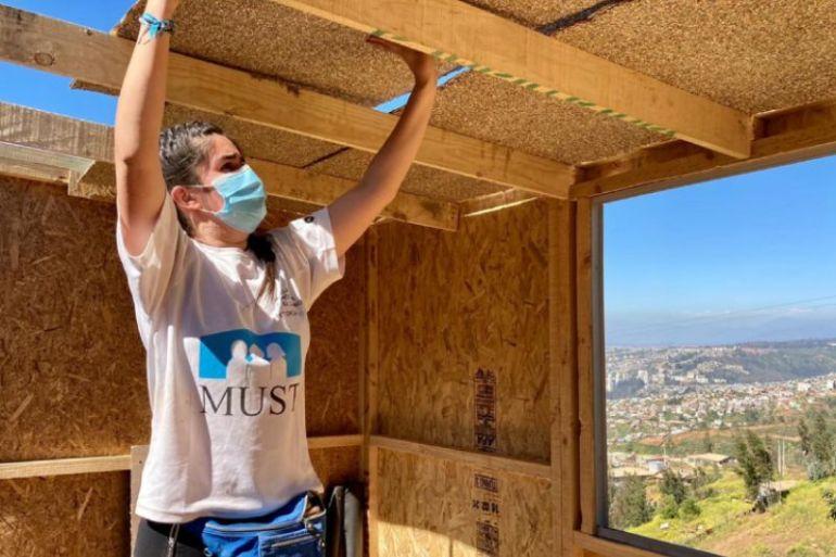 """Campaña """"Chile comparte vivienda"""" de TECHO suma a Tetra Pak con iniciativa de economía circular"""