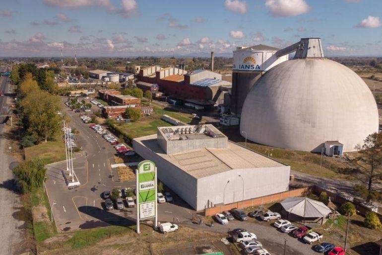 Planta de Ñuble de Empresas Iansa es certificada por medir huella de carbono